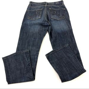 Rock & Republic Blue Boot Cut Jeans Kasandra 4